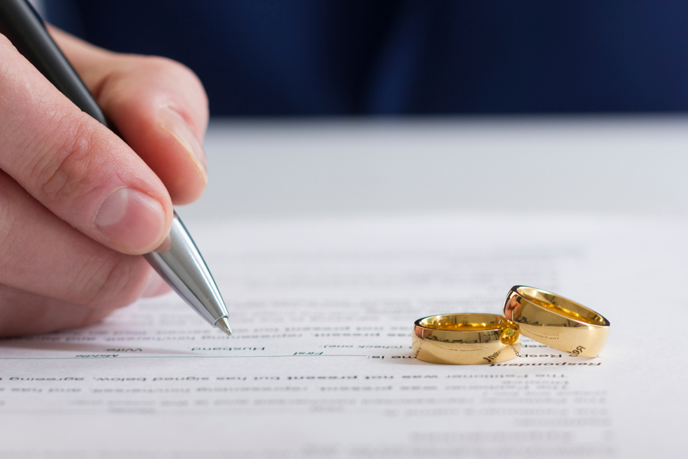 divorce attorney financial questions